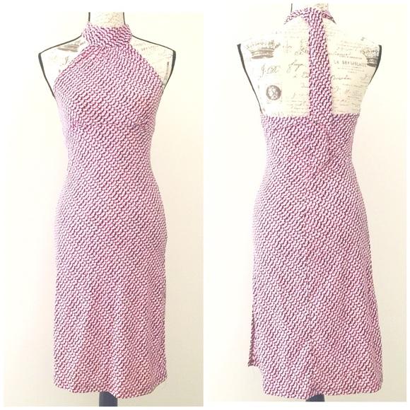 Byer Too! Dresses & Skirts - Burr too! Halter midi dress